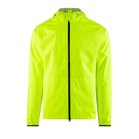 PEARL iZUMi Summit WxB Jakke Herrer, screaming yellow